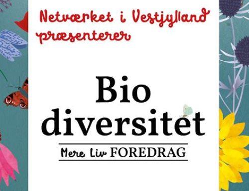 Foredrag om biodiversitet