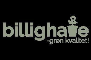 Logo - Billighave grønkvalitet