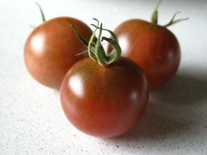 Tomat 'Chocolate Cherry' 2